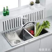 廚房洗菜盆龍頭冷熱家用全銅水槽洗碗池旋轉耐用防濺抽拉式水龍頭TA6049【極致男人】