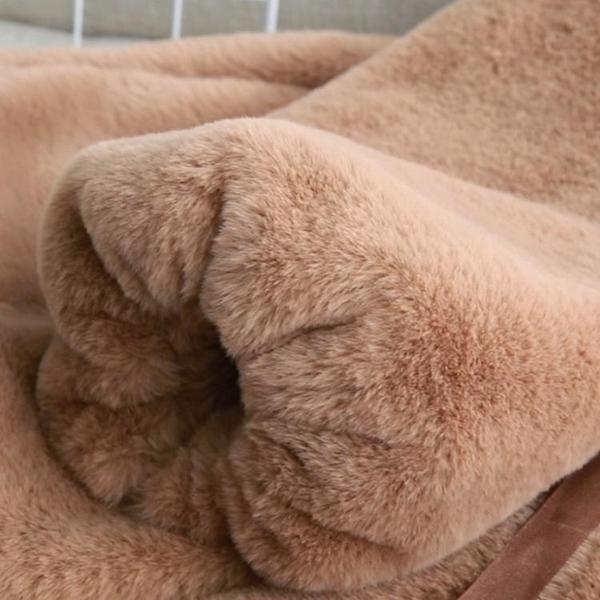 羊羔绒外套 羊羔毛外套女秋冬百搭日系可愛連帽小熊耳朵衛衣加絨軟妹毛絨上衣 快速發貨