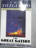 【書寶二手書T4/原文小說_GFG】The Great Gatsby_FITZGERALD, F. SCOTT