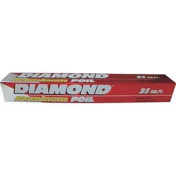 鑽石牌鋁箔紙-25呎【愛買】