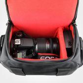 佳能相機包單反700D750D70D80D800D6D200D77D5D4單肩便攜攝影包M6igo