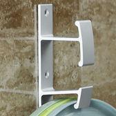 ♚MY COLOR♚太空鋁臉盆掛勾 浴室 收納架 掛架 衛生間 臉盆架 免打孔 壁掛 臉盆架 【M43】