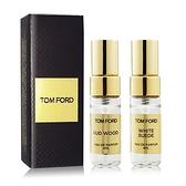 TOM FORD 私人調香系列-神秘東方+白麝香香水(4mlX2)[含外盒] EDP-航版