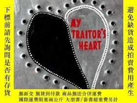 二手書博民逛書店My罕見Traitor s Heart: Blood and B