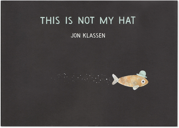 This Is Not My Hat 這不是我的帽子 精裝繪本