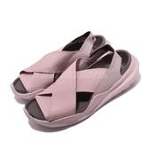 Nike 涼拖鞋 Wmns Praktisk 粉紅 繃帶 NSW 女鞋 【PUMP306】 AO2722-500