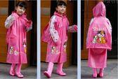 兒童雨衣 天堂兒童雨衣幼兒園寶寶雨披小孩學生6-12男女童防水雨衣帶書包位 生活主義