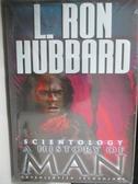 【書寶二手書T3/科學_ZKR】A History of Man_L.Ron Hubbard_未拆