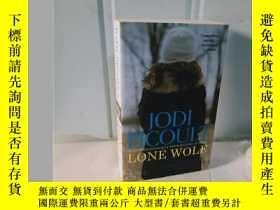 二手書博民逛書店罕見實拍;Lone Wolf by Jodi PicoultY2