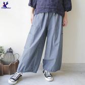 【秋冬降價款】American Bluedeer - 抽繩休閒寬褲 秋冬新款