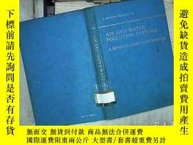 二手書博民逛書店AIR罕見AND WATER POLLUTION CONTROL