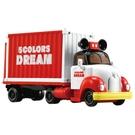 TOMICA 迪士尼小汽車 迪士尼經典DREAM收納車