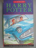 【書寶二手書T1/原文小說_LJF】Harry Potter and the Chamber Of Secrets_J. K. Rowling