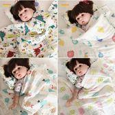 嬰兒蓋被抱被包巾純棉6層紗布寶寶浴巾新生兒浴巾紗布被子 韓慕精品