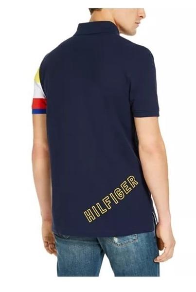 美國代購 Tommy Hilfiger 兩種顏色 棉質 短袖POLO衫 (S~XXL) 1357