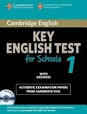 二手書 Cambridge KET for Schools 1 Self-study Pack (Student s Book with Answers and Audio CD): Offi R2Y 9780521178334