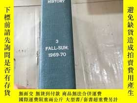 二手書博民逛書店journal of social history volume