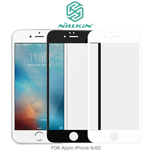 摩比小兔~ NILLKIN Apple iPhone 6/6S AP+PRO 滿版玻璃貼 滿版 鋼化