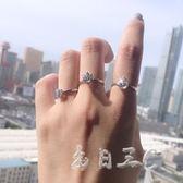 1克拉仿真鉆戒女六爪情侶對戒鋯石戒指tz7426【每日三C】