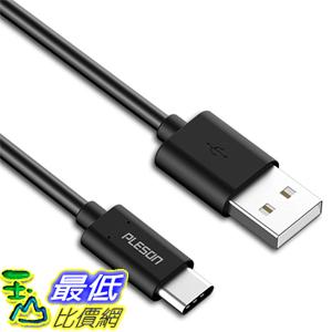 [105美國直購] PLESON Type C 3.1 to Type C 3.1 Data Charging Cable(3.3ft)