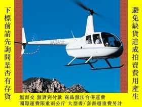 二手書博民逛書店Helicopters罕見(Pull Ahead Books Mighty Movers)-直升飛機(提前出書大搬