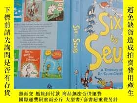 二手書博民逛書店英文原版:Six罕見by Seuss(16開精裝大量插圖) .Y