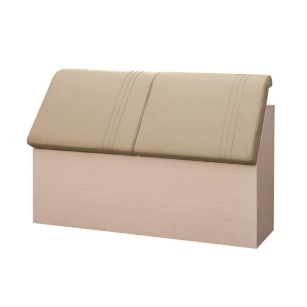 百分百5尺床頭箱(2色可選) H101-03 愛莎家居