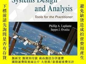 二手書博民逛書店Real-time罕見Systems Design And AnalysisY256260 Phillip A