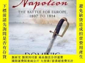 二手書博民逛書店Russia罕見Against Napoleon: The Battle For Europe, 1807 To