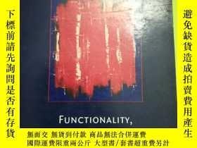 二手書博民逛書店Functionality,罕見Intentionality and Morality (Research on