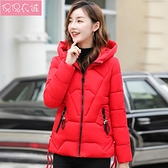 新款冬季韓版棉衣女寬鬆外套修身短款棉服女面包服棉襖反季潮 小山好物