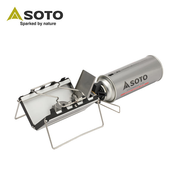 SOTO 經典摺疊爐 ST-320