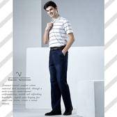 【Emilio Valentino】范倫鐵諾舒適樂活休閒牛仔褲_藍