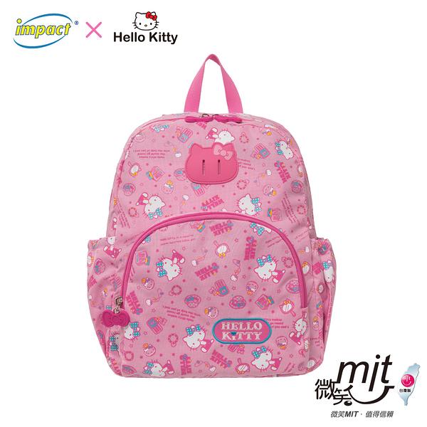 Hello Kitty - 休閒潮流-後背包(XS) 粉紅 KT88B06PK