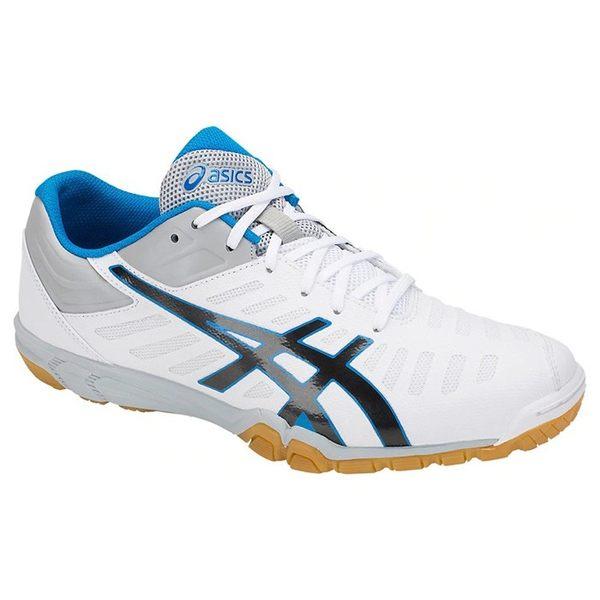 樂買網 ASICS 18FW 中階款 桌球鞋 ATTACK EXCOUNTER 2系列 1073A002-100 贈1襪