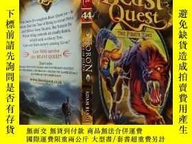 二手書博民逛書店Beast罕見Quest Jaws Of Death:野獸探索死亡之口.Y200392