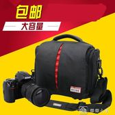 相機包 單反相機包適用佳能800D 750D 760D 700D 70D80D 77D 5D3 4尼 娜娜小屋