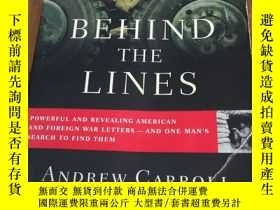 二手書博民逛書店Behind罕見the s: Powerful and Reve