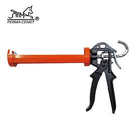 愛家捷 專業強力矽利康膠槍/矽膠槍 (1入) Silicone 植筋槍 填縫工具 300ml 適用市面販售一般矽利康