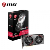 微星MSI Radeon RX 5500 XT GAMING X 8G PCI-E顯示卡