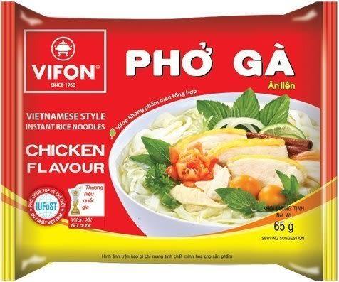 【東南亞食品】VIFON越南即食雞肉味河粉-65g