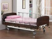 手動病床 手搖床 贈好禮 立新 手搖護理床(三手搖式)E01-A 手動病床 醫療床 復健床 醫院病床