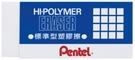《享亮商城》ZEH-99 標準型塑膠橡皮擦-特大  Pentel