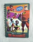 【震撼精品百貨】The Incredibles_超人特攻隊~筆記本『家庭』