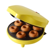 紅心兒童卡通家用全自動多功能甜甜圈早餐迷你烘焙小型烤蛋糕機-金牛賀歲
