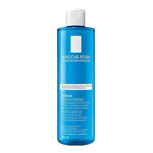 理膚寶水LA ROCHE-POSAY敏感性頭皮溫和洗髮露 200ml