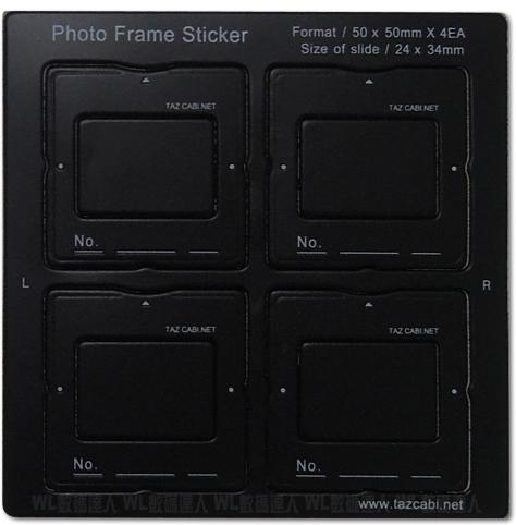 Photo Frame Sticker 相片貼 相框貼紙