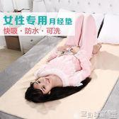 嬰兒床墊 月經墊生理期墊可洗大姨媽例假墊子經期小床墊夏季嬰兒防水隔尿墊igo 寶貝計畫