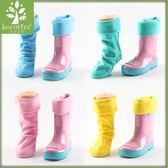 兒童雨鞋內膽男童女童秋冬加絨幼兒雨靴內膽寶寶保暖內膽可拆卸『小淇嚴選』