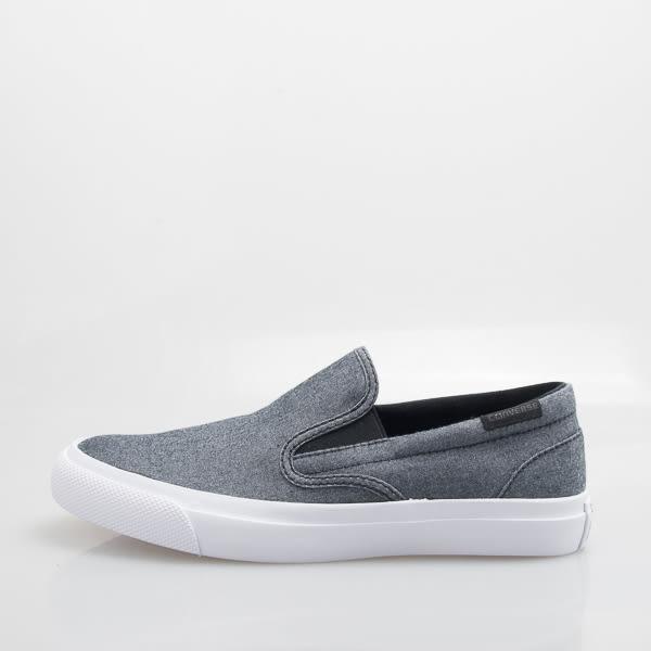 CONVERSE  AS Core Slip 休閒 帆布鞋 懶人鞋 -黑 156358C